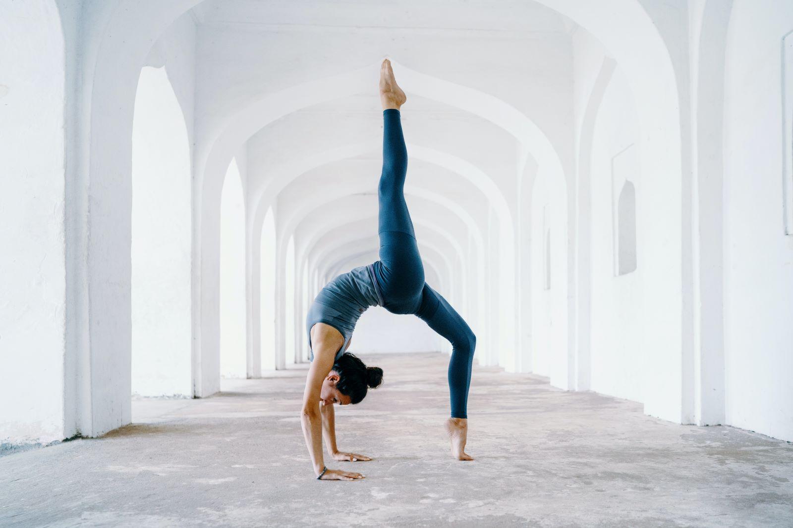 Yoga und CBD